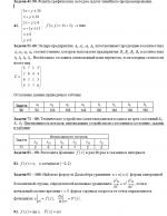 Контрольная работа методы и модели БГТУ